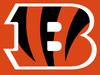 NFL-AFC-CIN-Bengals B alternate logo-Orange background