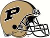 NCAA-Big 10-Purdue Boilermakers Helmet
