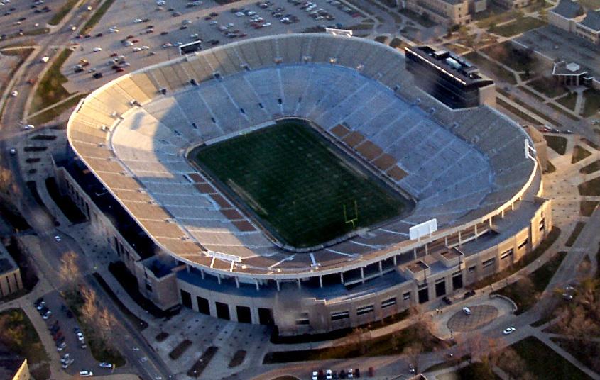 Notre Dame Stadium American Football Wiki Fandom