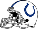 NFL-AFC-IND Colts Helmet-Right side