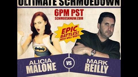 (Round 1 2014 ULTIMATE SCHMOEDOWN) Mark Reilly vs