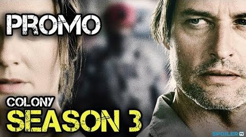 "Colony Season 3 ""Escape Was Just The Beginning"" Promo"