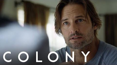 Colony: A USA Network Drama Series