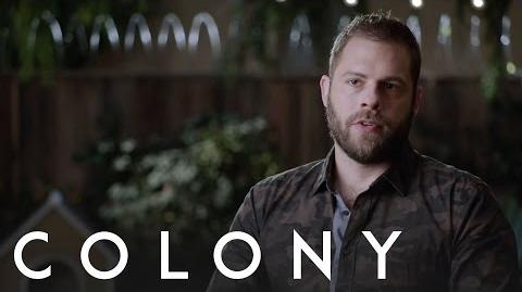 Colony Ryan Condal, Writer and Co-Creator - Behind the Scenes Interview