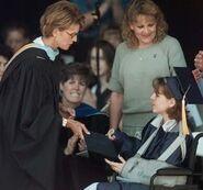 Graduate liza