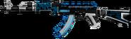 AK 47 Cybernetic
