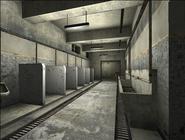 Death row toilet