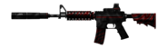 M4A1 SOPMOD Black Edition