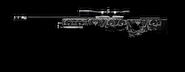 Dark Royal L96A1 Black Magnum2