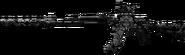 Loaded AK-74M SİLVER RAİN