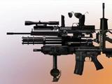M419 Combat CQB SE CAMO Black MOD LE