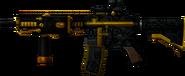 M416 CQB Luxury Black
