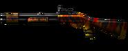R870 MCS MOD Flaming