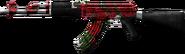 Rose AK-47