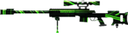JNG-90 - Abstract First green
