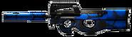 P90TR Blue