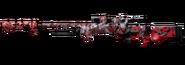 L1153 Ghillie Core Red Camo Reboot