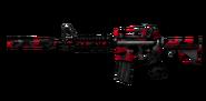 M4A1 ELITE RED CAMO