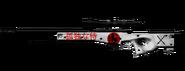 L96A1 Magnum Alone Samurai