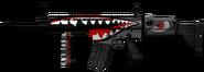 Scar-L Killer Shark