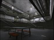 Death row cafeteria