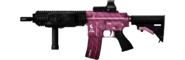 Pink Bunny M416 CQB