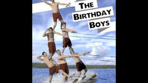 The Birthday Boys - Christopher Bell Rock - Comedy Bang! Bang!