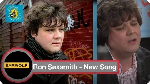 Ron Sexsmith -- Sneak Out The Back Door Comedy Bang Bang Video Podcast Network