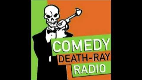 Nick Kroll,Tig Notaro,Paul F Tompkins on Comedy Death Ray Radio