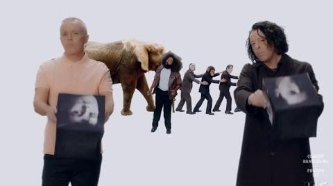 Reggie Watts & Tears for Fears - Bomb Song