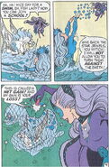 WONDER WOMAN AND THE STAR RIDERS COMIC BOOK (9)