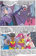 WONDER WOMAN AND THE STAR RIDERS COMIC BOOK (15)