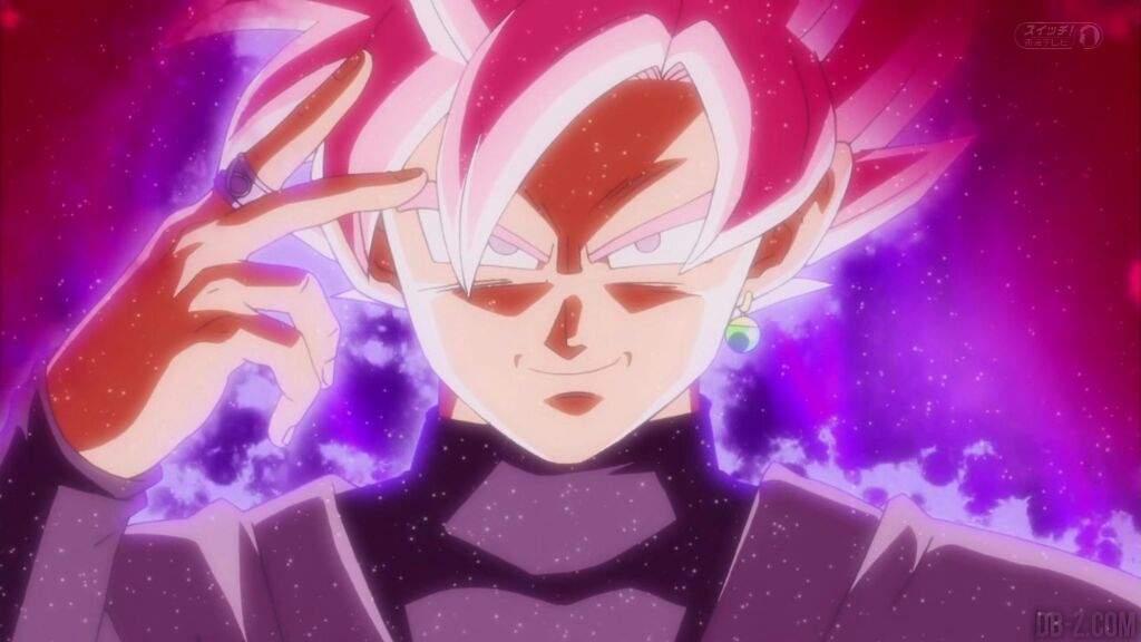 Goku Black Comic Vs Anime Vs Cartoon Wiki Fandom
