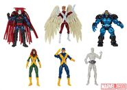 Hasbro Marvel Universe X-Men Collector Set X-Factor Team Pack Toys R Us TRU SDCC Exclusive Action Figures-1-