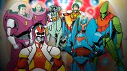 Atomic knights of justice