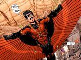 Capa planeadora de Red Robin