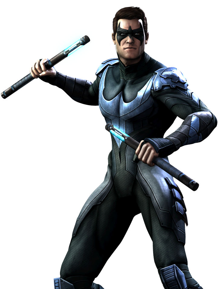 Richard Grayson (Injustice: Tierra Uno)