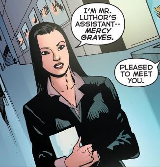 Mercy Graves (Tierra 0)