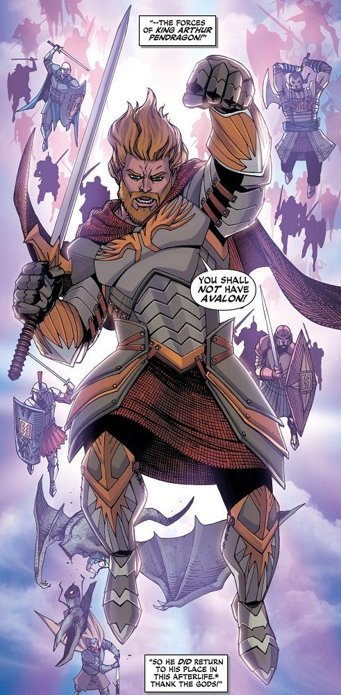 Arthur Pendragon (Tierra 0)