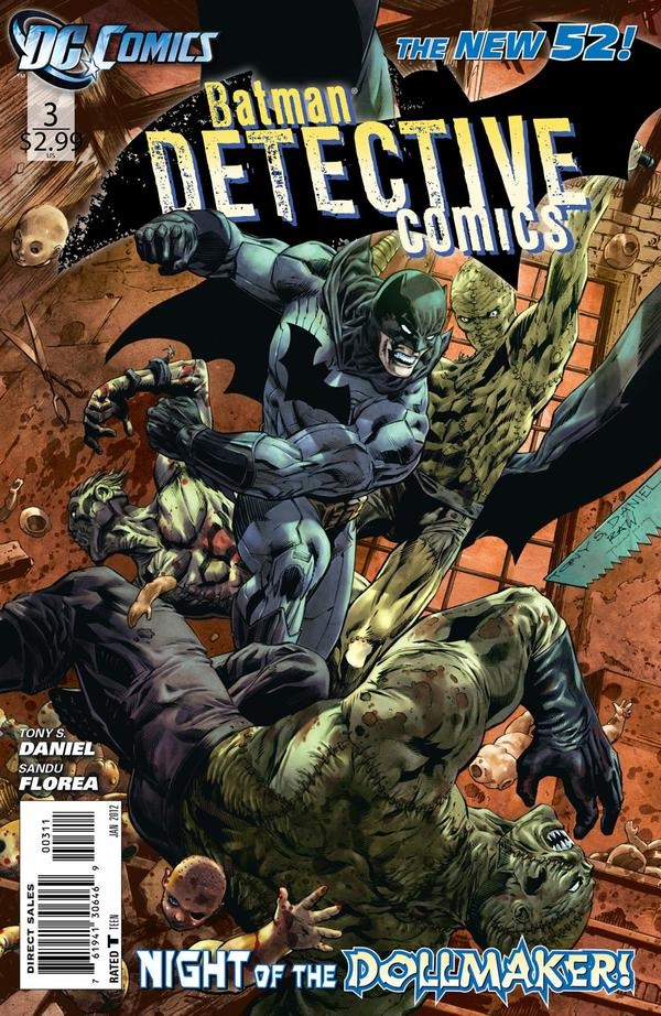 Detective Comics Vol 2 3
