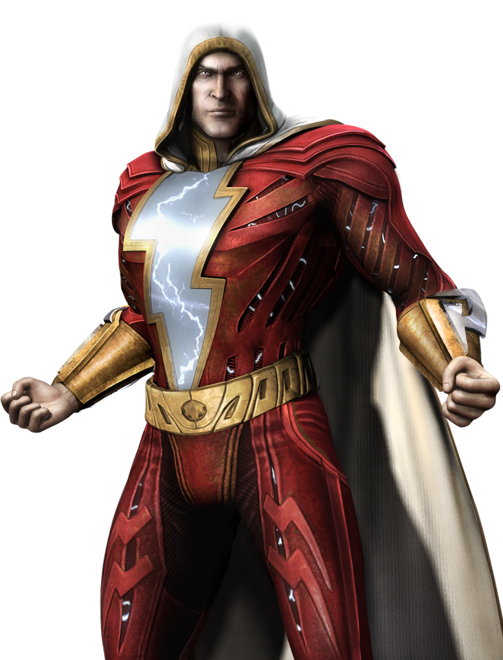 William Batson (Injustice: Tierra Uno)