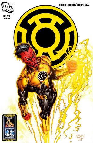 Thaal Sinestro (Nueva Tierra)