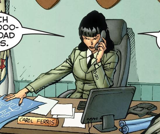 Carol Ferris (Tierra 3)