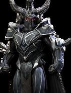 Ares (Injustice Tierra Uno) 001