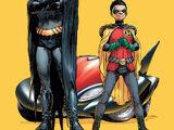 Damian Wayne (Nueva Tierra)