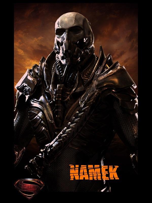 Nam-Ek (Universo Extendido de DC)