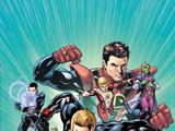 Legion of Super-Heroes (Pre-Hora Cero)