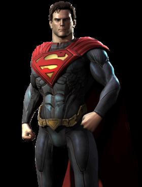 Kal-El (Injustice Tierra Uno) 001.png