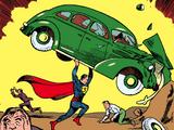 Action Comics Vol 1 1