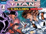 Teen Titans Vol 4 Anual 1